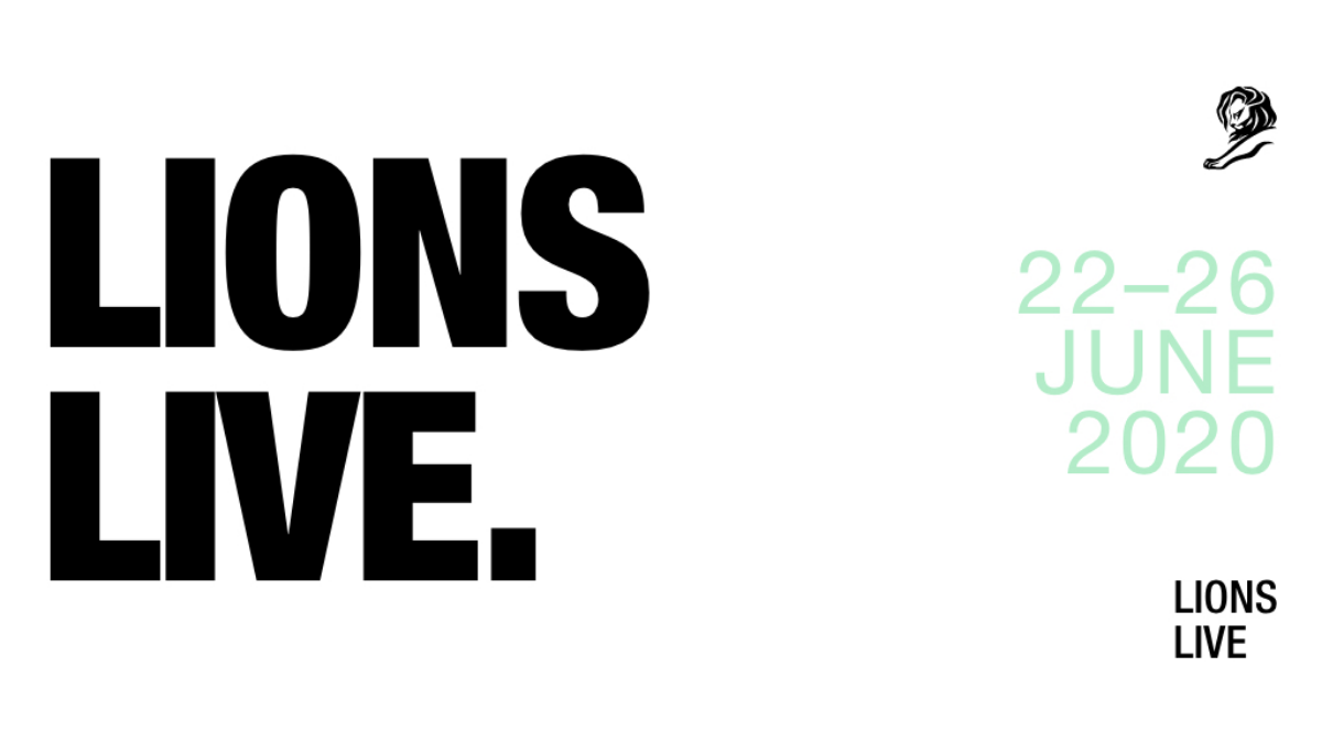 Cannes Lions Live 22.-26.6.