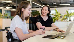 Tukea vammaisyrittäjien markkinoinnin osaamiseen
