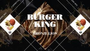Burger King Finland ja TBWA\Helsinki: pronssia Cannesissa!